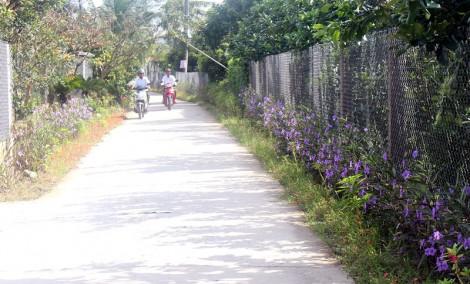 Bình Đại phát động phong trào xây dựng giao thông nông thôn