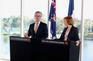Australia sẽ cùng Pháp tham gia cuộc tập trận quốc tế tại Biển Đông