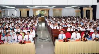 Khai mạc Đại hội đại biểu Hội Nông dân tỉnh khóa IX, nhiệm kỳ 2018 - 2023