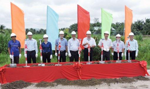 Châu Thành phát động xây dựng giao thông nông thôn