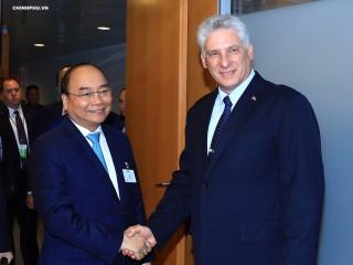Việt Nam cam kết đóng góp nhiều hơn nữa vào việc duy trì hòa bình và an ninh quốc tế
