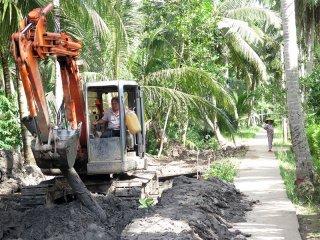 Tiến độ triển khai Đề án Xây dựng giao thông nông thôn
