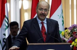 Chính khách kỳ cựu người Kurd Barham Salih làm Tổng thống Iraq