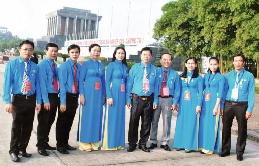 Đưa Nghị quyết Đại hội Công đoàn Việt Nam lần thứ XII đến với các cấp công đoàn