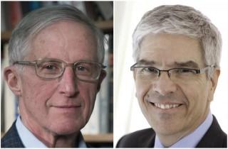 Hai nhà kinh tế học Mỹ giành giải Nobel Kinh tế 2018