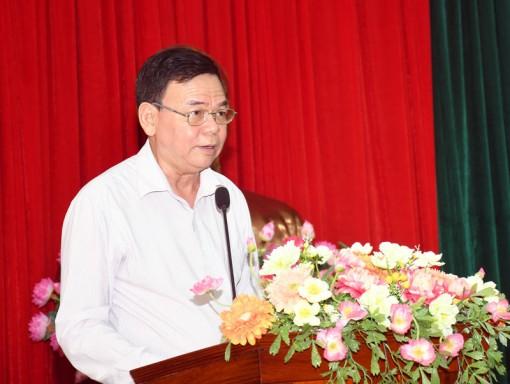 Khai mạc Hội nghị lần thứ 14 Ban Chấp hành Đảng bộ tỉnh khóa X