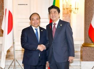 Thủ tướng dự Hội nghị Cấp cao hợp tác Mekong - Nhật Bản