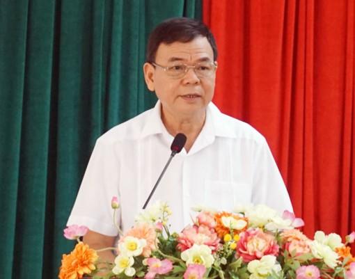 Bế mạc Hội nghị lần thứ 14 Ban Chấp hành Đảng bộ tỉnh khóa X