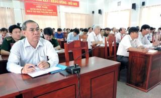 Hội nghị báo cáo viên các Tỉnh ủy, Thành ủy, Đảng ủy trực thuộc Trung ương tháng 10-2018