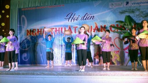 Khai mạc Hội diễn văn nghệ quần chúng cụm I tỉnh Bến Tre năm 2018