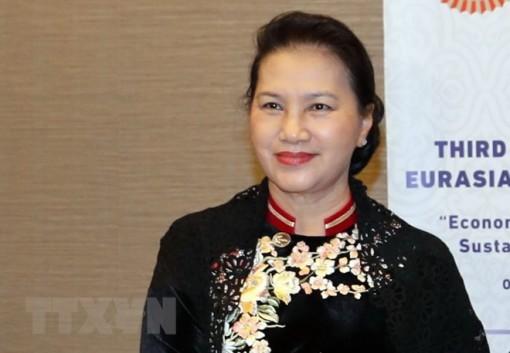 Chủ tịch Quốc hội Nguyễn Thị Kim Ngân thăm chính thức Thổ Nhĩ Kỳ