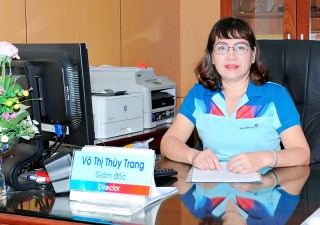 Câu chuyện về một nữ giám đốc ngân hàng