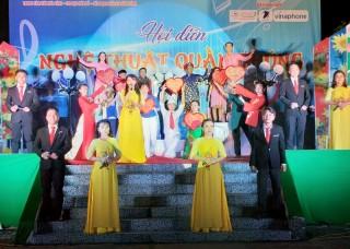 TP. Bến Tre hạng nhất Hội diễn Nghệ thuật quần chúng tỉnh năm 2018