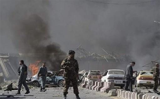 Tấn công vào các cuộc vận động tranh cử Afghanistan, nhiều người chết