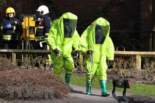 EU sẽ chính thức thông qua cơ chế trừng phạt tấn công hóa học