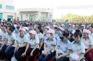 Nhân rộng phòng vắt, trữ sữa mẹ cho lao động nữ tại công ty