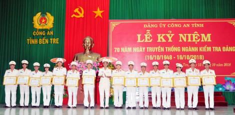 Tổ chức kỷ niệm 70 năm Ngày truyền thống ngành kiểm tra Đảng