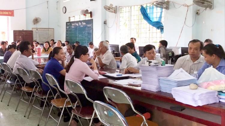 Thành lập Hợp tác xã nông nghiệ̣p Phú Tú́c