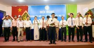 Hội nghị thành lập Hợp tác xã Nông nghiệp Phú Túc