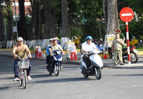 TP. Bến Tre tập trung đảm bảo an toàn giao thông