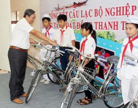 32 tỉnh, thành tham dự hội nghị tổng kết hoạt động thanh thiếu nhi