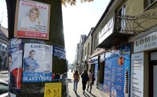 Bầu cử địa phương Ba Lan - phép thử với đảng cầm quyền