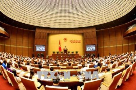 Ngày 22-10-2018, khai mạc Kỳ họp thứ 6, Quốc hội khóa XIV