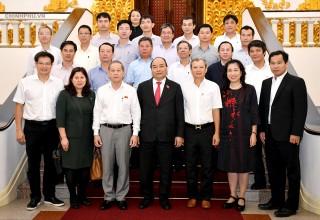 Thủ tướng Nguyễn Xuân Phúc làm việc với lãnh đạo tỉnh Thừa Thiên - Huế