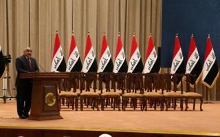 Quốc hội Iraq phê chuẩn danh sách nội các ban đầu