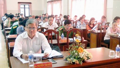 TP. Bến Tre sơ kết thực hiện Đề án 01, Nghị quyết số 02 của Tỉnh ủy