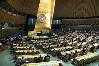 Đại Hội đồng thông qua nghị quyết thúc đẩy chương trình nghị sự vũ trụ