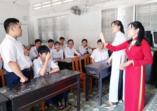Đổi mới, nâng cao chất lượng dạy và học