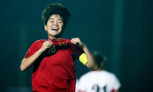 U19 nữ Việt Nam giành vé vào vòng hai giải U19 châu Á