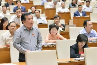 Đại biểu Quốc hội đơn vị tỉnh Bến Tre tiếp tục chất vấn các bộ trưởng