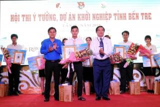 Chung kết Hội thi ý tưởng, dự án khởi nghiệp tỉnh lần II năm 2018