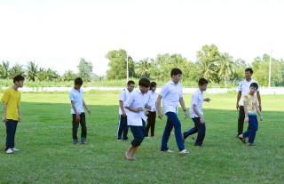 Cần thêm nhiều hoạt động thể thao cho người khuyết tật