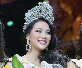 Hoa hậu Trái đất 2018 Nguyễn Phương Khánh dành nhiều tình cảm cho quê nhà Bến Tre