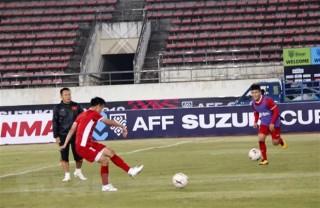 AFF Suzuki Cup 2018: Tuyển Việt Nam sẵn sàng cho trận gặp tuyển Lào
