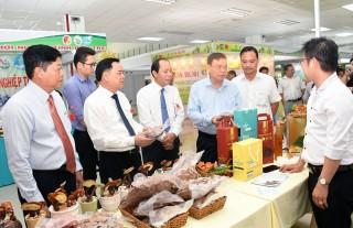 Ngày hội Tam nông và sản phẩm làng nghề tỉnh 2018