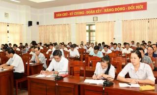 Hội nghị triển khai, quán triệt Nghị quyết số 24 của Bộ Chính trị về Chiến lược Quốc phòng Việt Nam