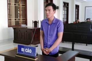 Hành vi côn đồ chém người, bị phạt 6 tháng tù