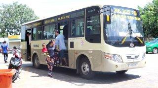 Đề nghị cho xe buýt tuyến Thạnh Phú - Bến Tre đi ngang qua Bệnh viện Nguyễn Đình chiểu