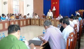 Bình Phú đủ điều kiện công nhận xã nông thôn mới
