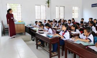 Chuẩn bị triển khai chương trình giáo dục phổ thông mới