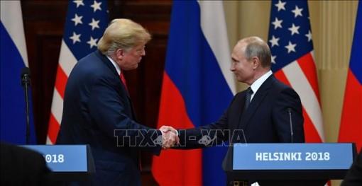 Tổng thống Nga tuyên bố muốn đối thoại với Mỹ về INF