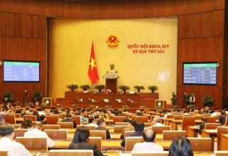 Kỳ họp thứ 6, Quốc hội khóa XIV: Thảo luận về công tác tư pháp