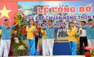Trung tâm Văn hóa tỉnh: Đủ điều kiện đề nghị tặng Huân chương Lao động hạng Nhì