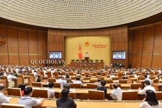 Thông cáo số 18, Kỳ họp thứ 6, Quốc hội khoá XIV
