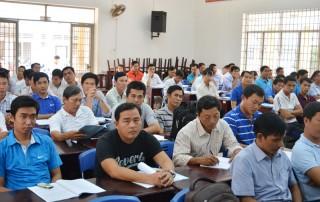 Khai giảng lớp tập huấn phương pháp cứu đuối