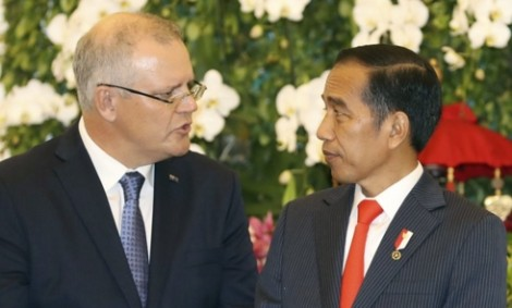 Indonesia hoãn ký FTA vì Australia định chuyển Đại sứ quán đến Jerusalem